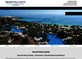 Mayacolonialbeach.com thumbnail