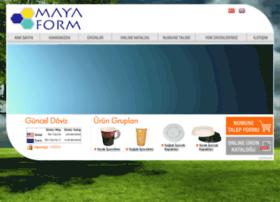 Mayaform.com.tr thumbnail