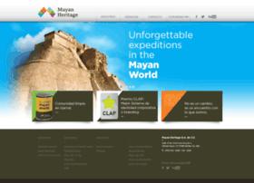 Mayanheritage.com.mx thumbnail