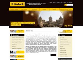 Maybank.co.in thumbnail