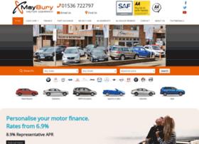 Mayburymotorcompany.co.uk thumbnail