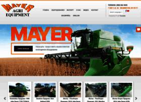 Mayerimportagroteck.com.ua thumbnail