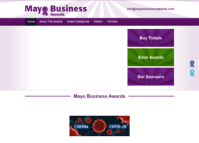 Mayobusinessawards.com thumbnail