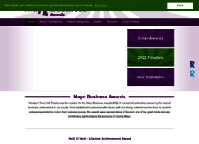Mayobusinessawards.com thumbnail