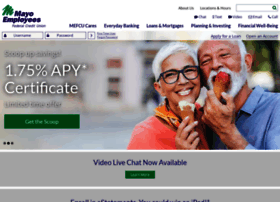 Mayocreditunion.org thumbnail