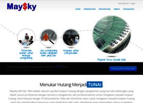 Maysky.com.my thumbnail