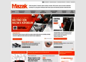 Mazak.com.tr thumbnail