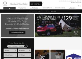 Mazdaofwestridge.com thumbnail