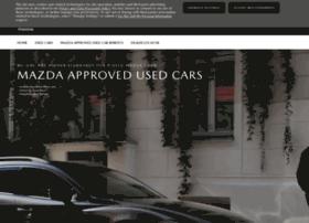 Mazdausedcarlocator.co.uk thumbnail
