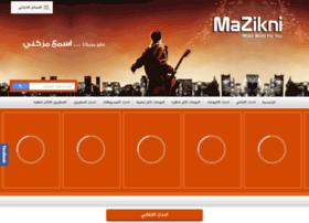 Mazikni.net thumbnail