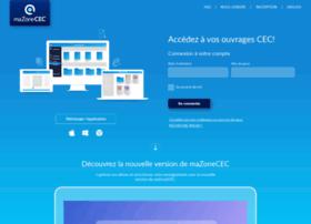 Mazonecec.ca thumbnail