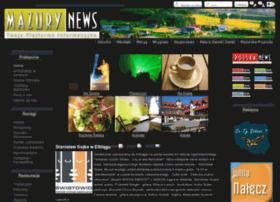 Mazury-news.eu thumbnail