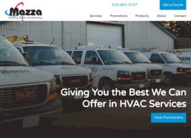 Mazzaheating.com thumbnail
