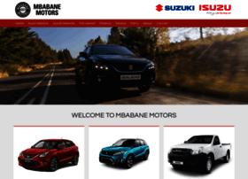 Mbabanemotors.co.sz thumbnail