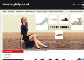 Mbaessayhelp.co.uk thumbnail