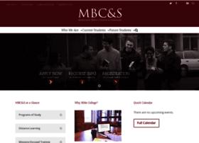 Mbcs.edu thumbnail