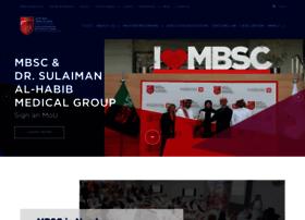 Mbsc.edu.sa thumbnail