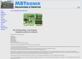 Mbtronik.de thumbnail
