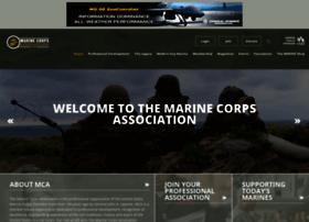 Mca-marines.org thumbnail
