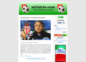 Mcalcio.com thumbnail