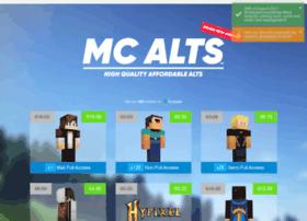 Mcalts.store thumbnail