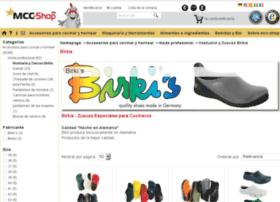 Mcc-shop.es thumbnail