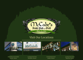 Mccabes.pub thumbnail