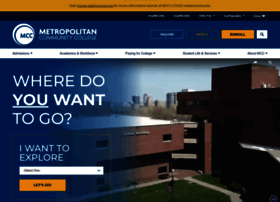 Mcckc.edu thumbnail