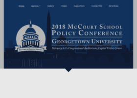 Mccourt-conference.org thumbnail