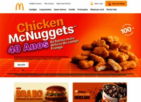 Mcdonalds.com.br thumbnail