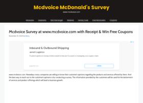 Mcdvoice.xyz thumbnail
