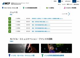 Mcfund.or.jp thumbnail