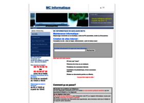 Mcinformatique.fr thumbnail