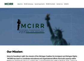 Mcirr.org thumbnail