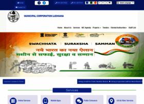 Mcludhiana.gov.in thumbnail