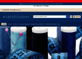 Mcourts-haberdashery.co.uk thumbnail