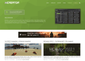 Mcreator.net thumbnail
