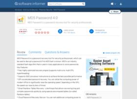Md5-password.software.informer.com thumbnail