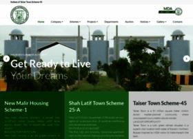 Mda.gos.pk thumbnail