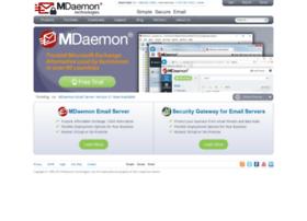 Mdaemon-mail-server.com thumbnail
