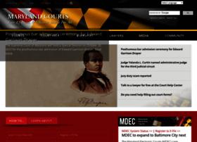 Mdcourts.gov thumbnail