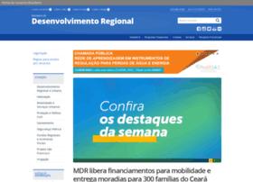 Mdr.gov.br thumbnail