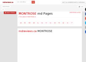 Mdreviews.ca thumbnail