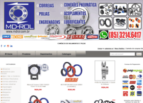Mdrolamentos.com.br thumbnail