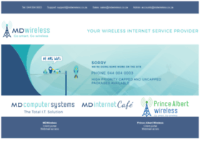 Mdwireless.co.za thumbnail