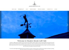 Meadowbrookgolfclub.org thumbnail
