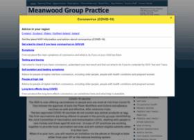 Meanwoodgrouppractice.co.uk thumbnail