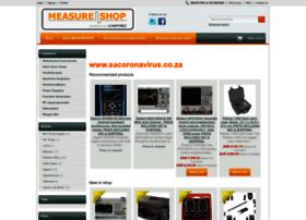 Measureshop.co.za thumbnail