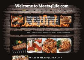 Meats4life.com thumbnail