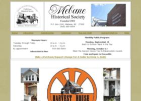 Mebanehistoricalsociety.org thumbnail